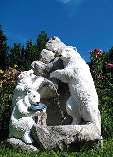 Steinbrunnen - Bärenbande Steinguss