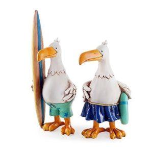 Deko Surfer Albatrosse