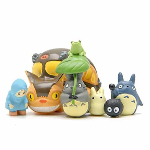 Totoro Figuren Landschaftsbau