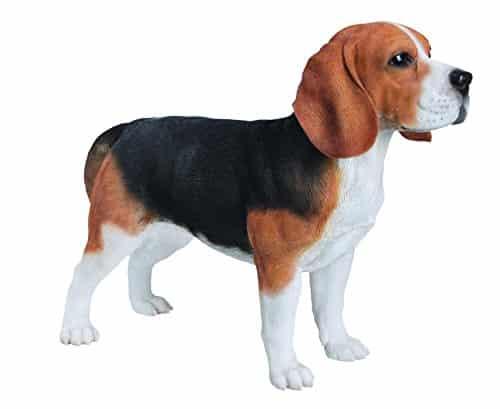 Deko Hund Beagle Gartendeko