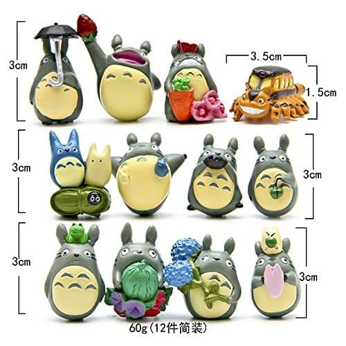 Totoro Gartenfiguren für Kinder
