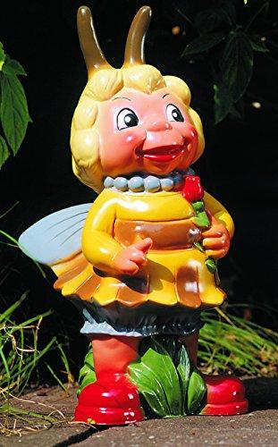 Gartenfigur Biene 35 cm groß