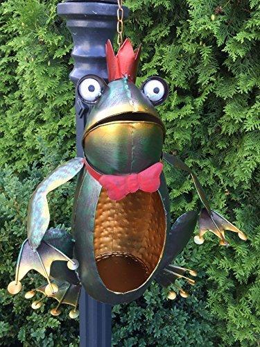 Dekofigur Froschkönig