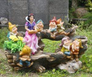 Ratgeber zum gartenfiguren kaufen gartenfiguren abc - Schneewittchen gartenfigur ...
