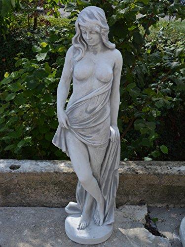 erotische Frauen Figur Statue aus Steinguss