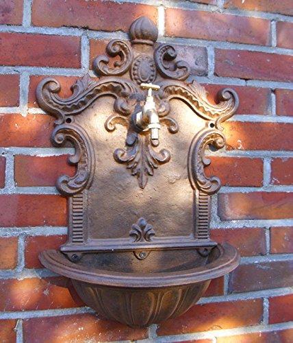Antiker Wandbrunnen Gründerzeit Stil
