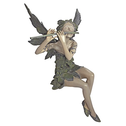 "Sitzende Feenfigur ""Fairy of the West Wind"""