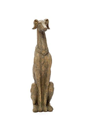 Windhund Figur für Haus oder Garten