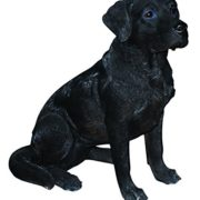 Vivid Arts Labrador Hund, schwarz