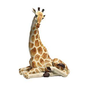 Kinderzimmer Giraffe Dekotier