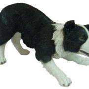 Deko Hirtenhund Collie, extra groß