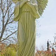 Riesiger Engel, Grabengel Schutzengel