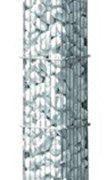 Gabionen Säule eckig – Höhe 175 cm