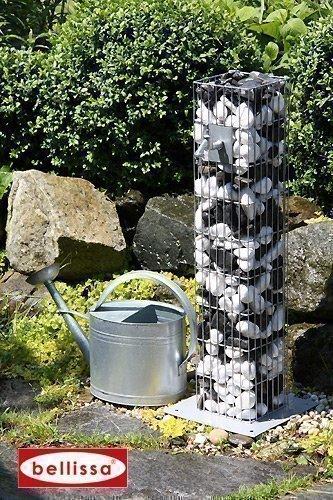 Wasserzapfsäule Gabione Bellissa