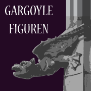 Gargoyle Figuren  (37/50) Gartenfiguren kaufen - Top 50 Kategorien (Liste)