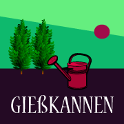 lustige Gießkannen (36/50) Gartenfiguren kaufen - Top 50 Kategorien (Liste)