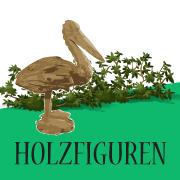 Holzfiguren  (32/50) Gartenfiguren kaufen - Top 50 Kategorien (Liste)