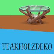 Teakholz Deko (24/50) - Gartenfiguren kaufen - Top 50 Kategorien (Liste)
