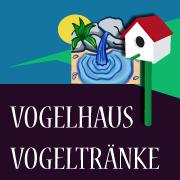 Vogelhaus, Vogeltränke (21/50) Gartenfiguren kaufen - Top 50 Kategorien (Liste)