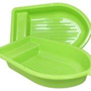 Sandkasten Kinderplanschbecken Boot