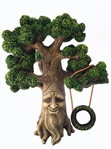 Magischer Baum - Willkommensschild für Zuhause
